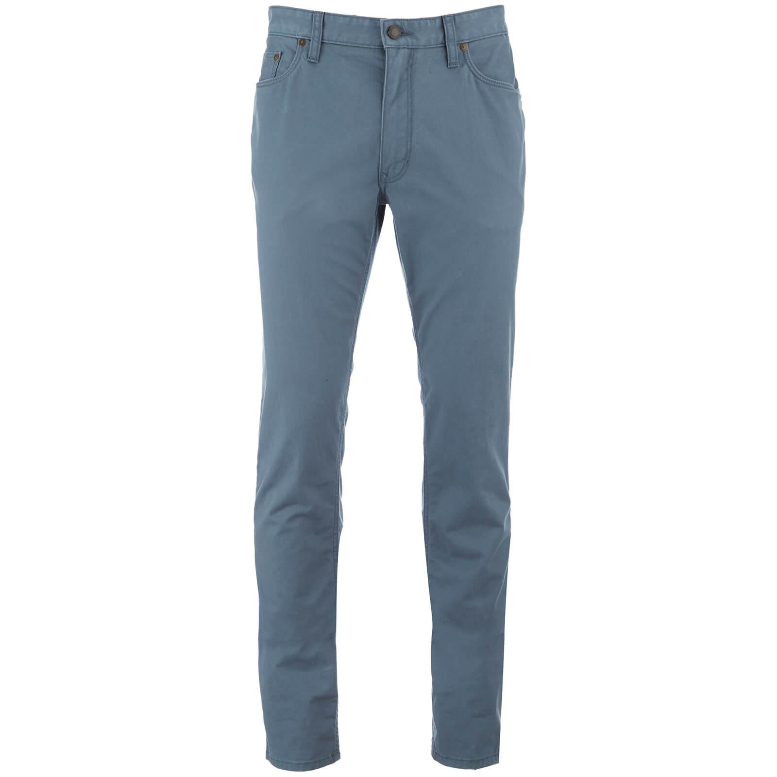 36f8768b74c2 Polo Ralph Lauren Men s Sullivan Slim Fit Long Jeans - Blueberry ...