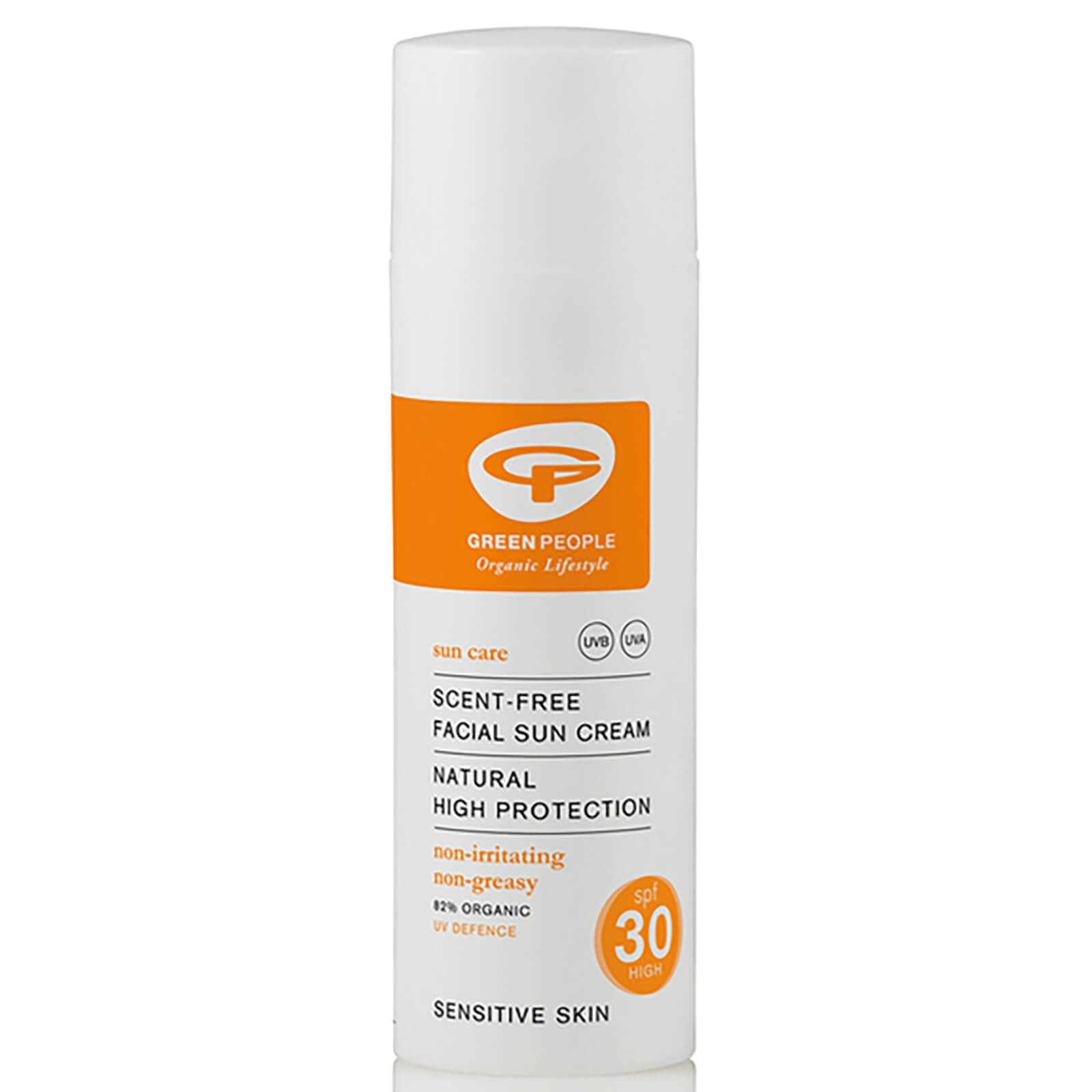 Green People SPF Moisturiser
