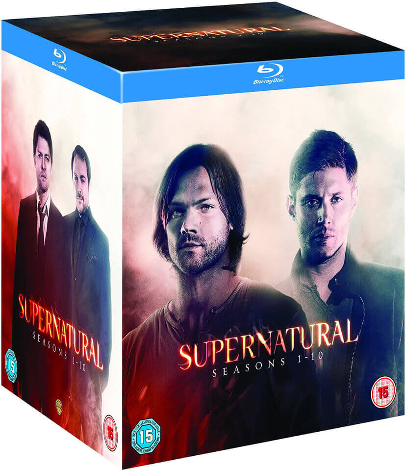 Supernatural - Season 1-10