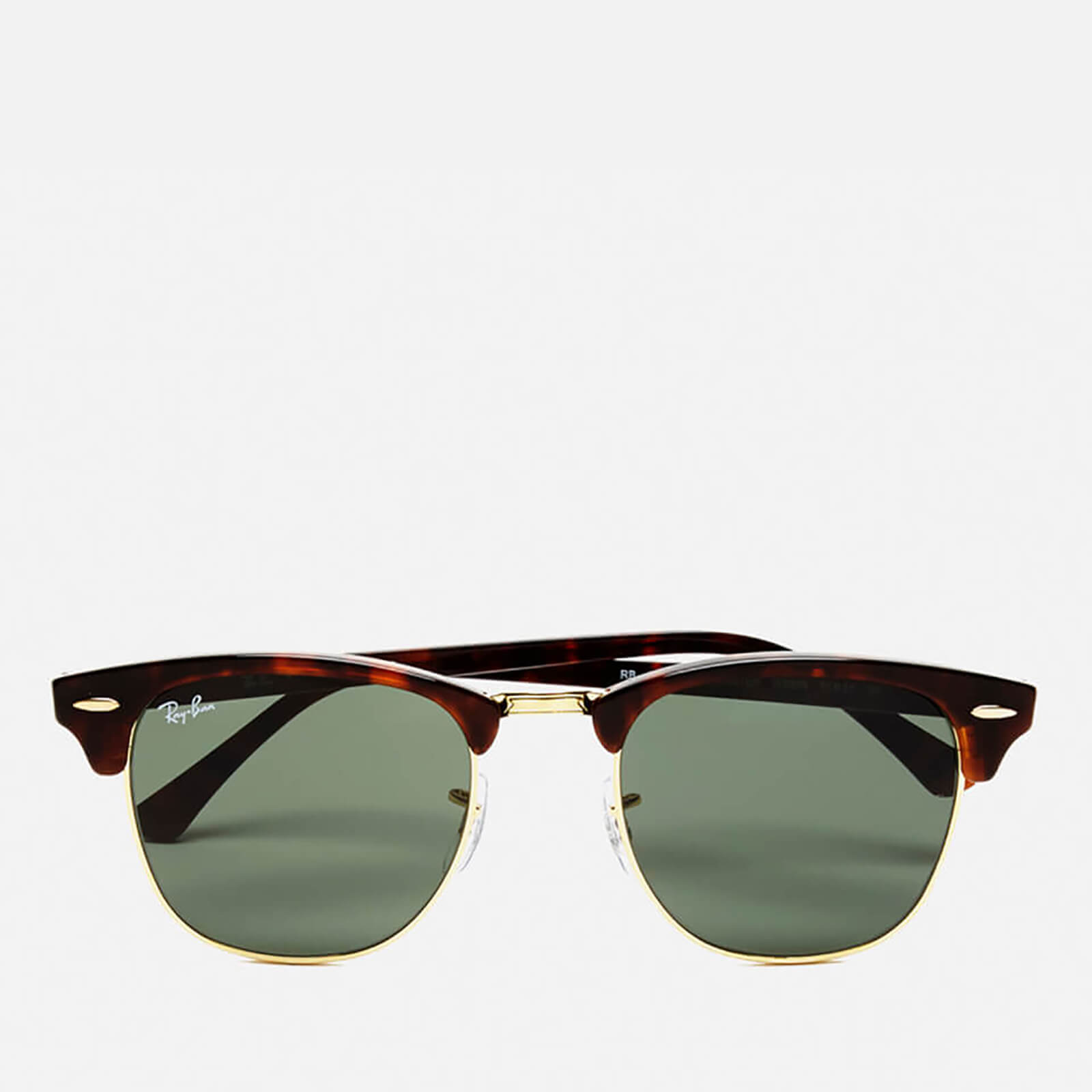 8eb4ff69b48 Ray-Ban Clubmaster Sunglasses 49mm - Mock Tortoise Arista - Free UK  Delivery over £50