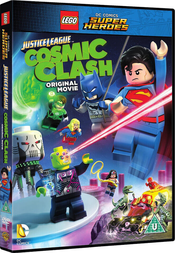Lego DC Justice League : Cosmic Clash