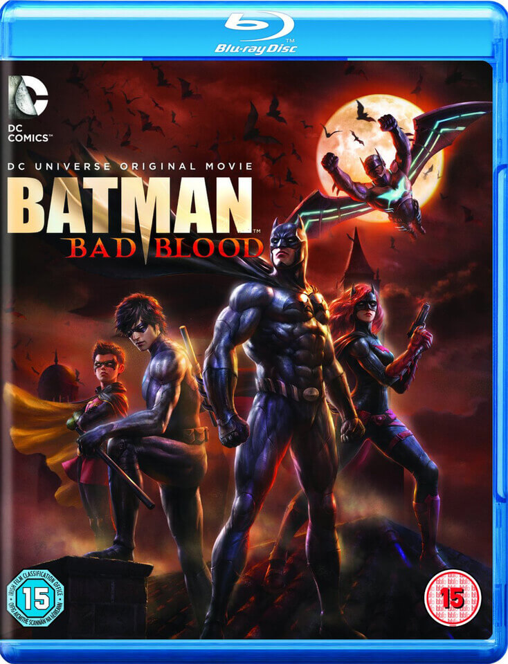 Batman Bad Blood