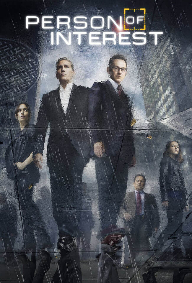 Person Of Interest - Season 1-4