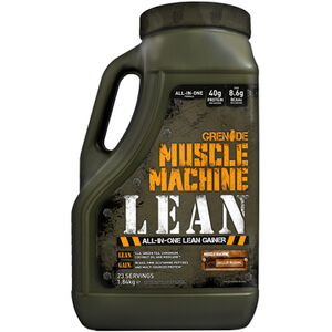 Grenade Muscle Machine Lean 1.8kg Strawberry Cream