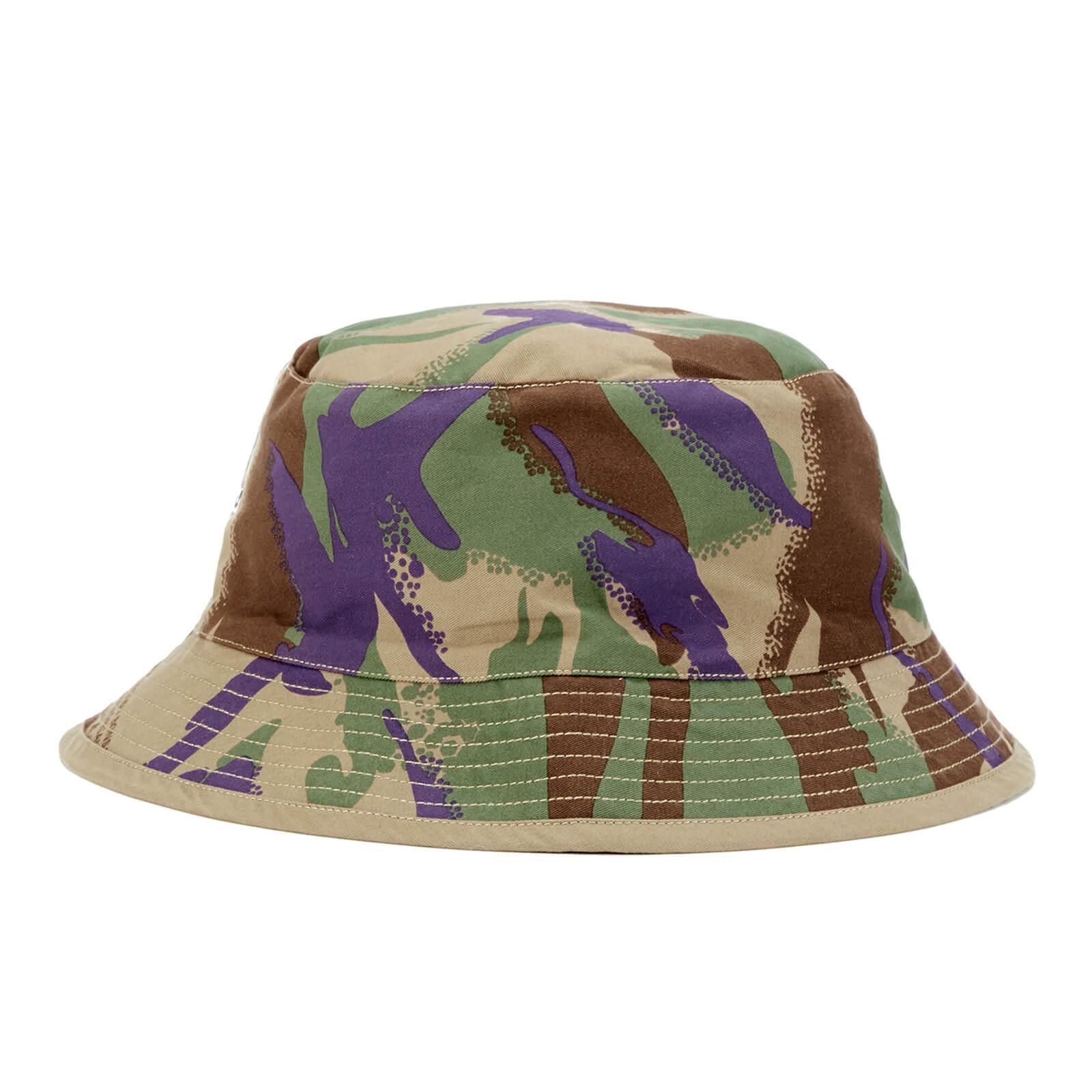 5ec508edfd6 Maharishi Men S Reversible O Bucket Hat Papal Woodland Sand
