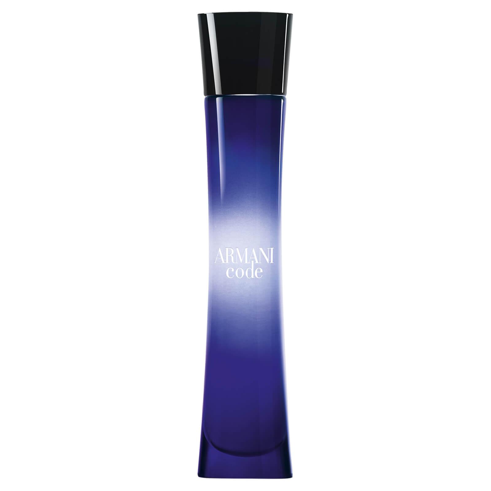 Giorgio Armani Code Femme Eau de Parfum   Free Shipping   Lookfantastic 61490eeb293b