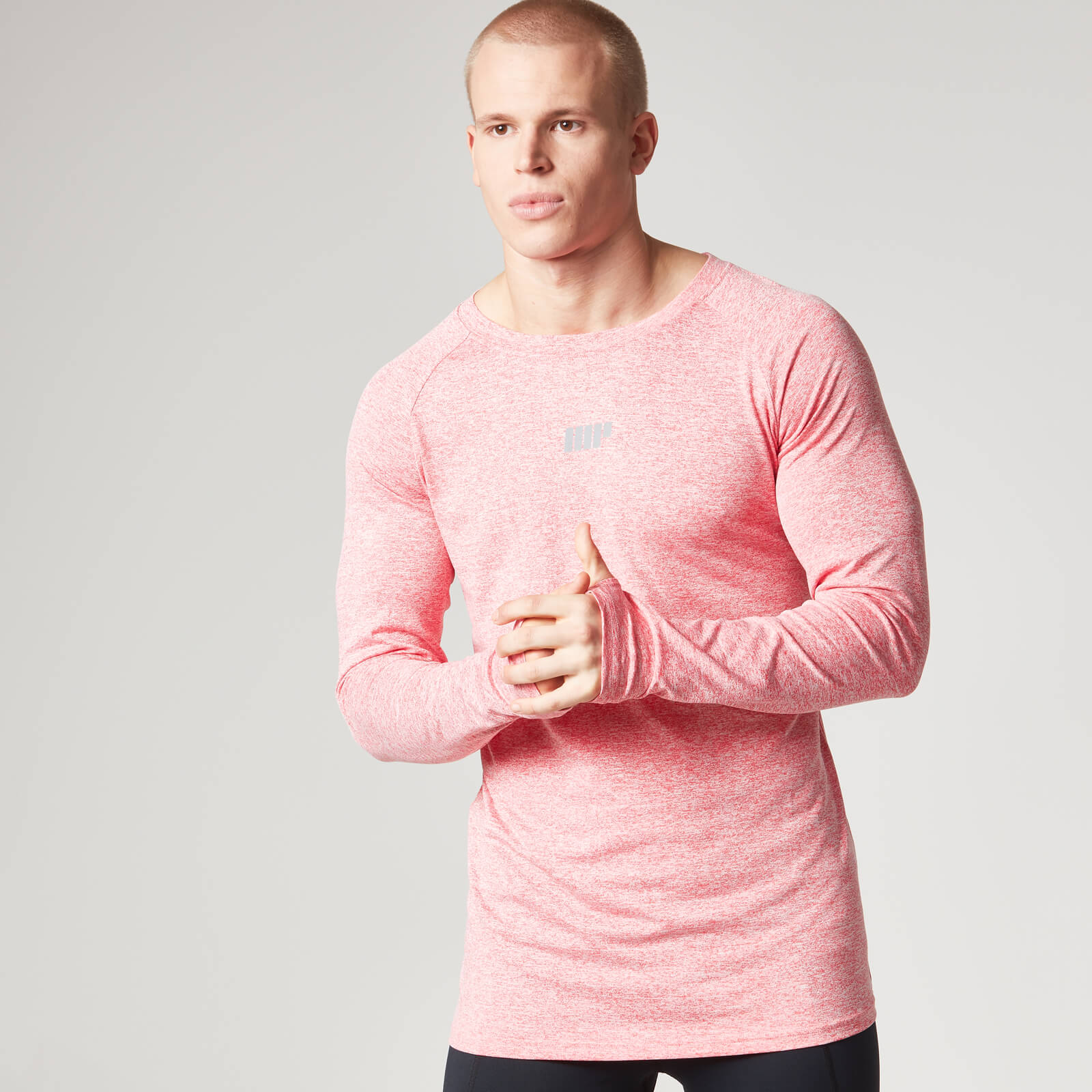 Myprotein Loose Fit Trainingstop Männer - Pink