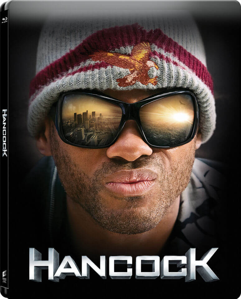 Hancock - Zavvi Exclusive Limited Edition Steelbook (UK EDITION)