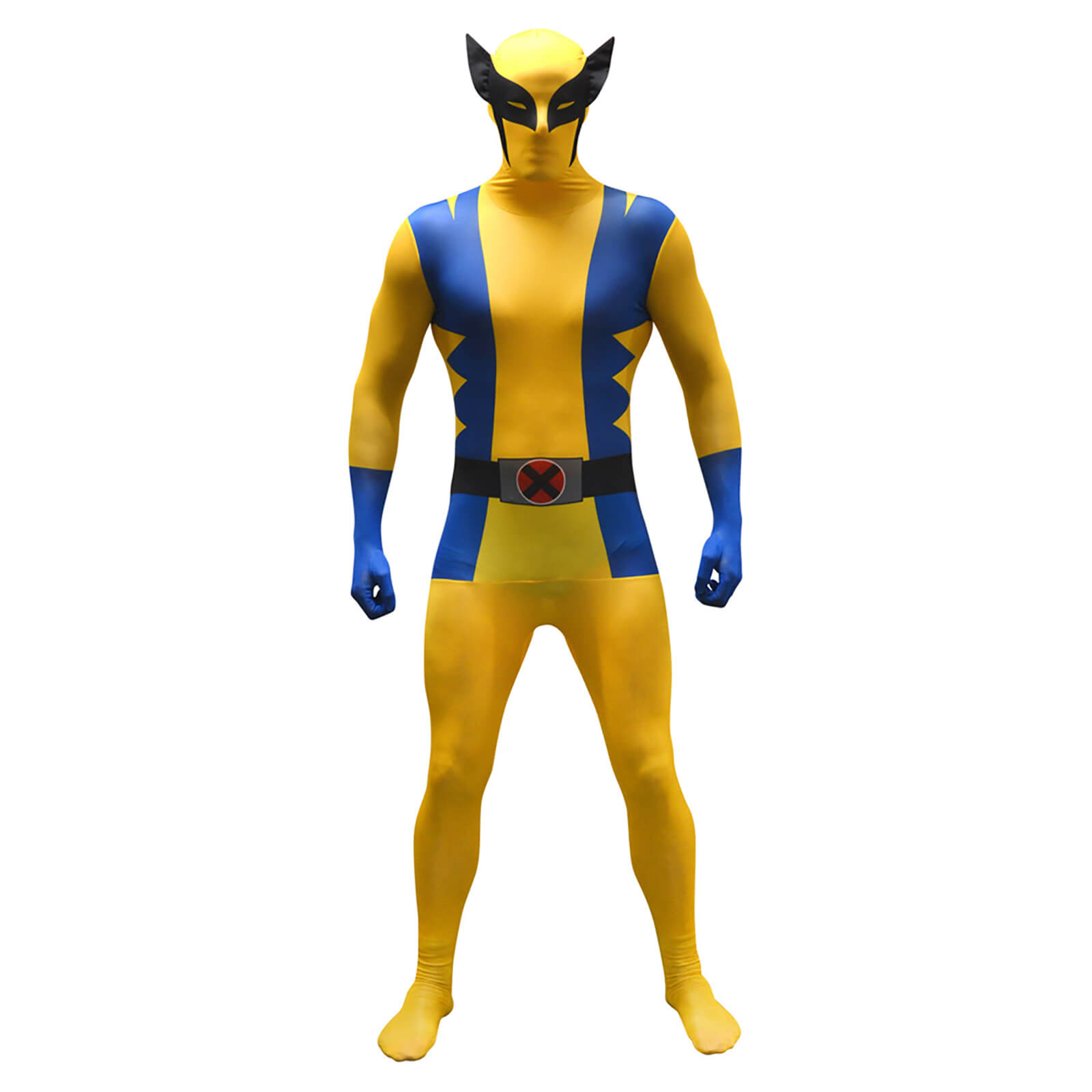 Morphsuit Adulte  - Marvel : Wolverine