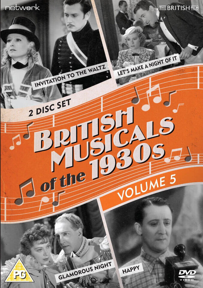 British Musicals of the 1930