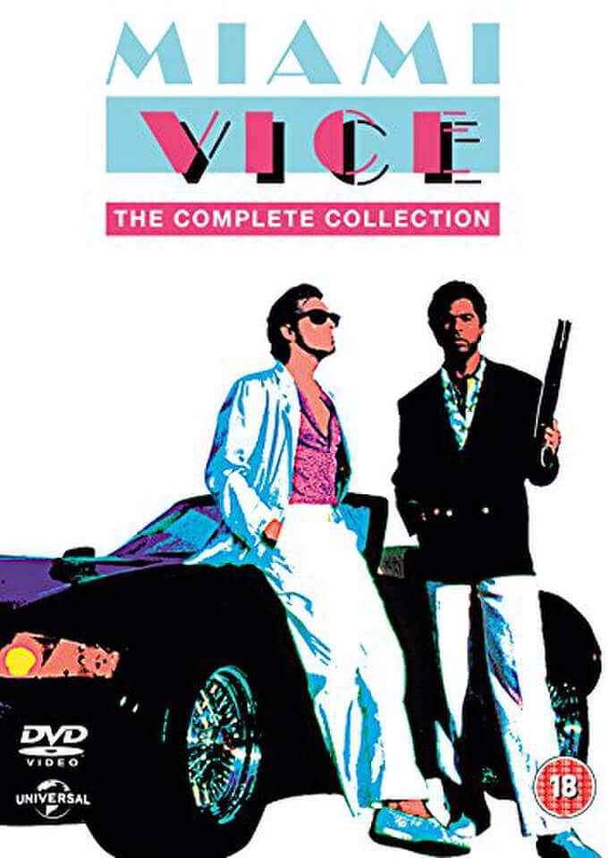 Miami Vice - Series 1-5 Set (2015 Repackage)