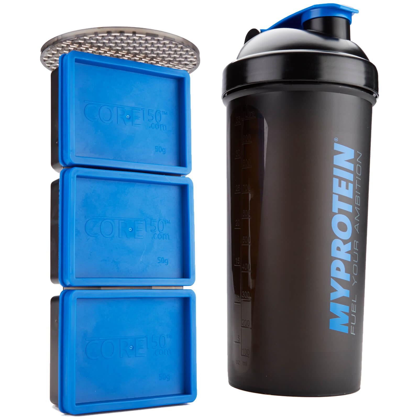 Protein Shaker Ne Kadar: Shaker Myprotein CORE 150 - Negru