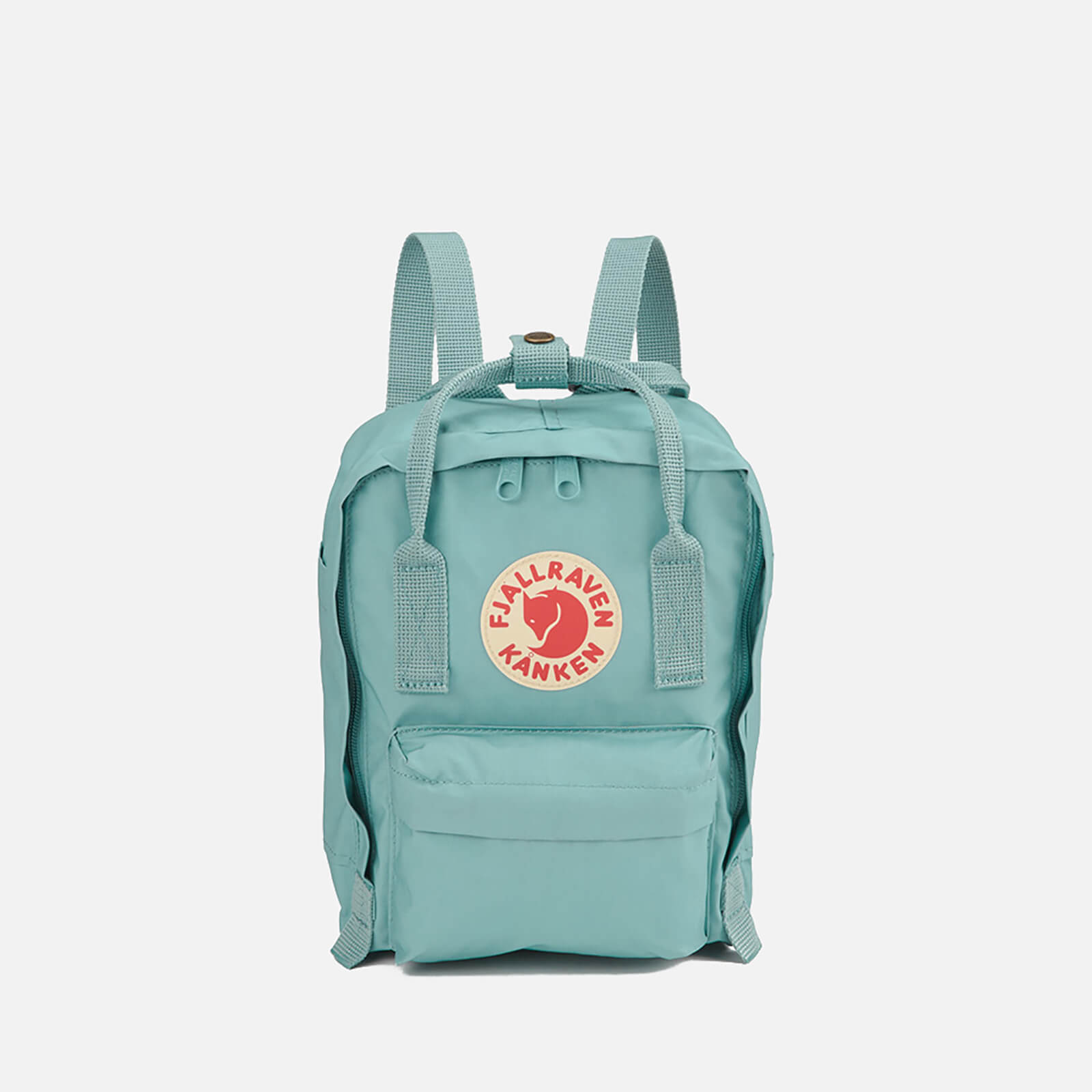 b6eaf0a4d Fjallraven Women's Mini Kanken Backpack - Sky Blue