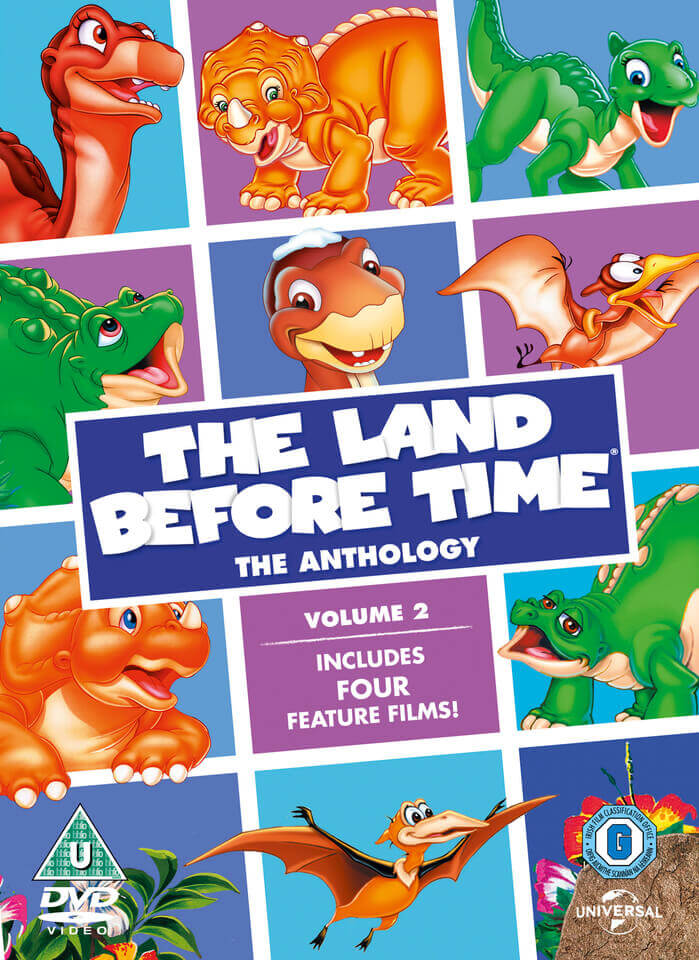 The Land Before Time: The Anthology Volume 2