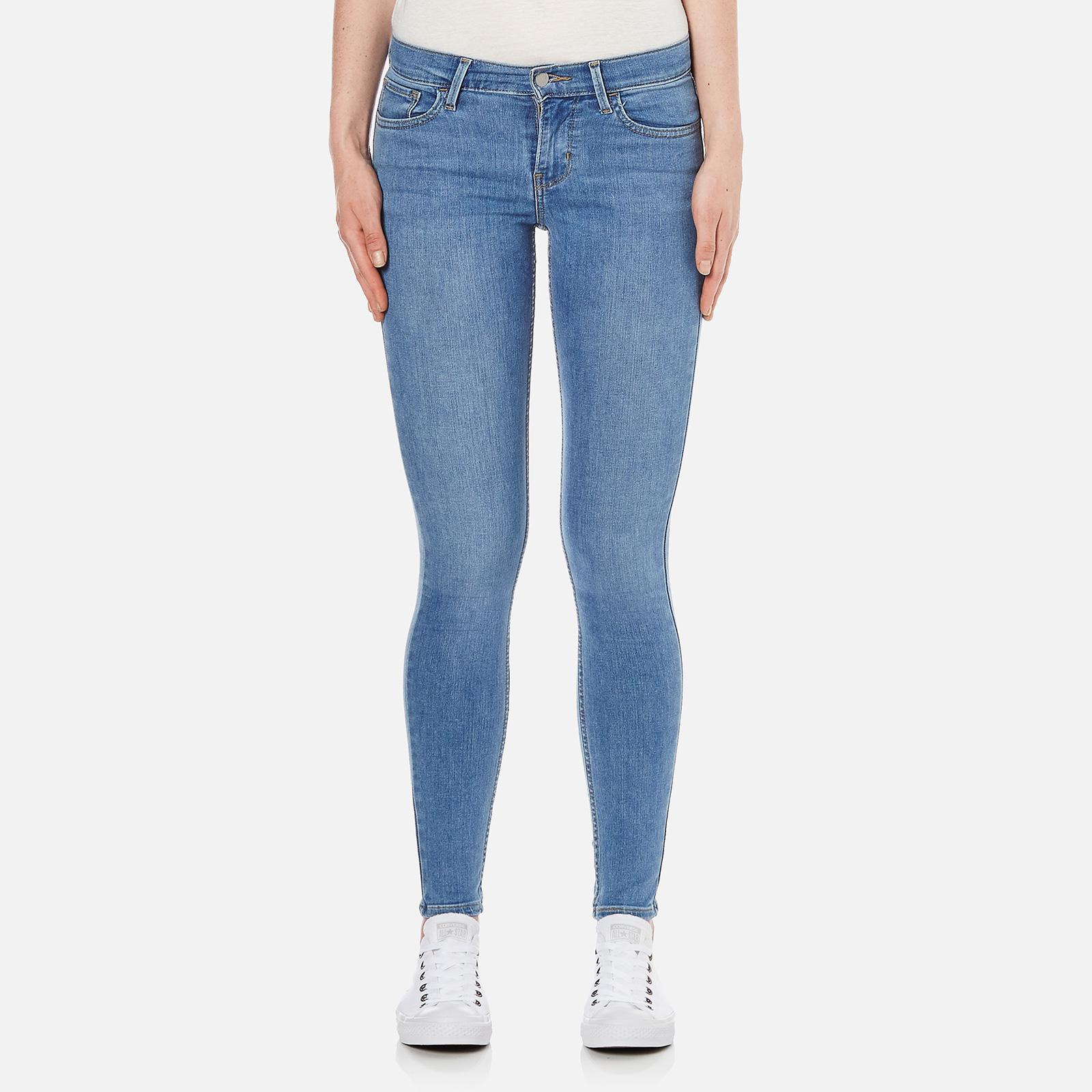 a6f6b3d5 Levi's Women's 710 FlawlessFX Super Skinny Jeans - Spirit Song Clothing |  TheHut.com