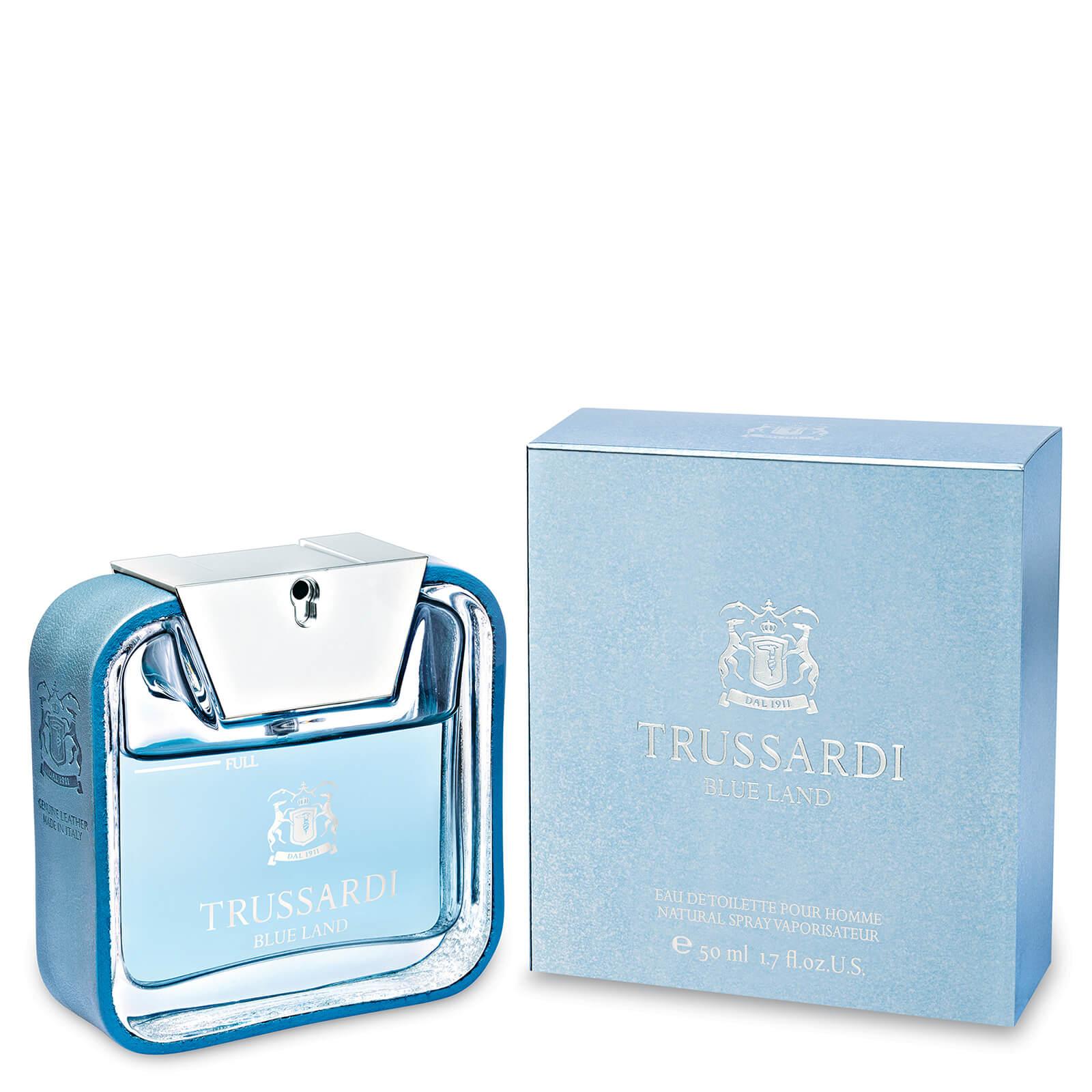 a51c764e7c2 Trussardi Blue Land Eau de Toilette (50ml)