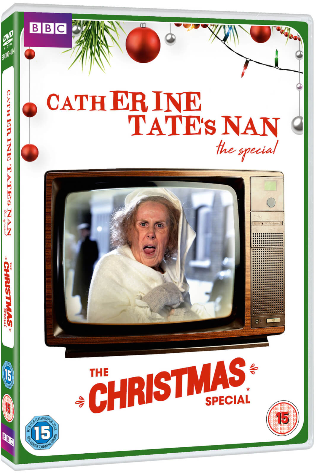 Catherine Tate's Nan – The Specials