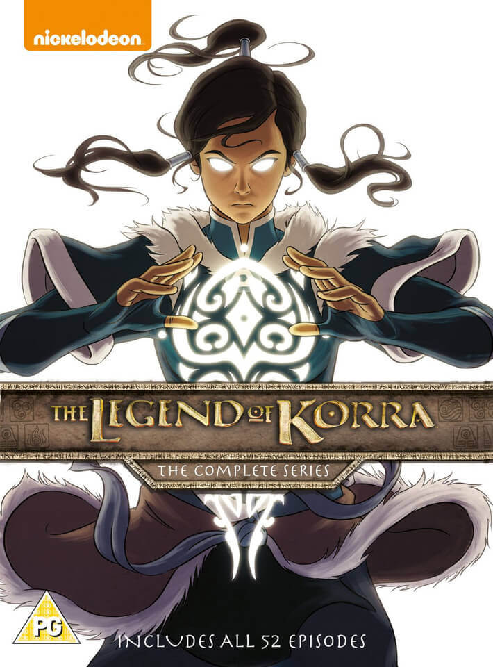 Legend of Korra: Complete Series Collection