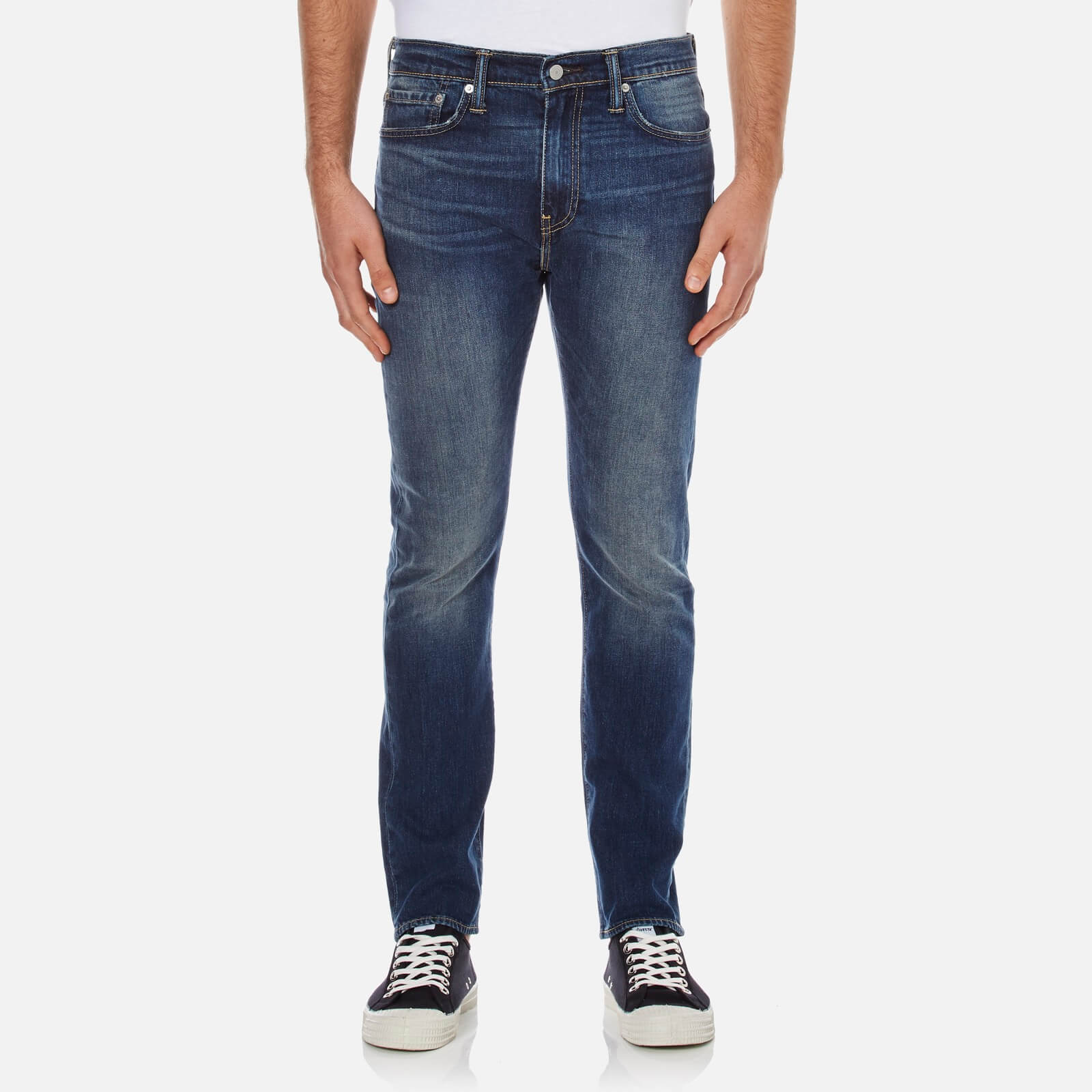 1dfe9bc3 Levi's Men's 510 Skinny Fit Jeans - Blue Canyon - Free UK Delivery over £50