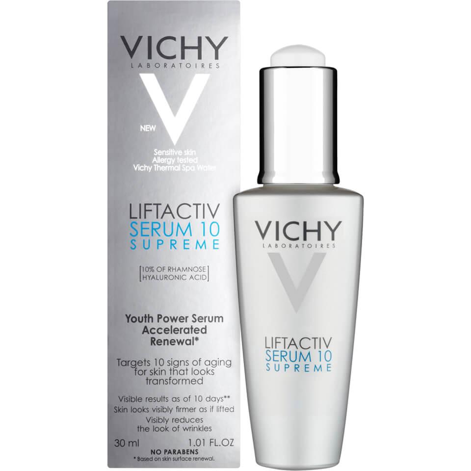 Vichy Liftactiv Serum 10 Supreme 30ml | Free Shipping | Lookfantastic