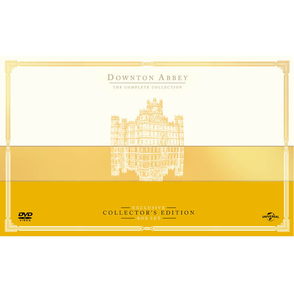 Downton Abbey - The Complete Collection - Limited Deluxe Collector