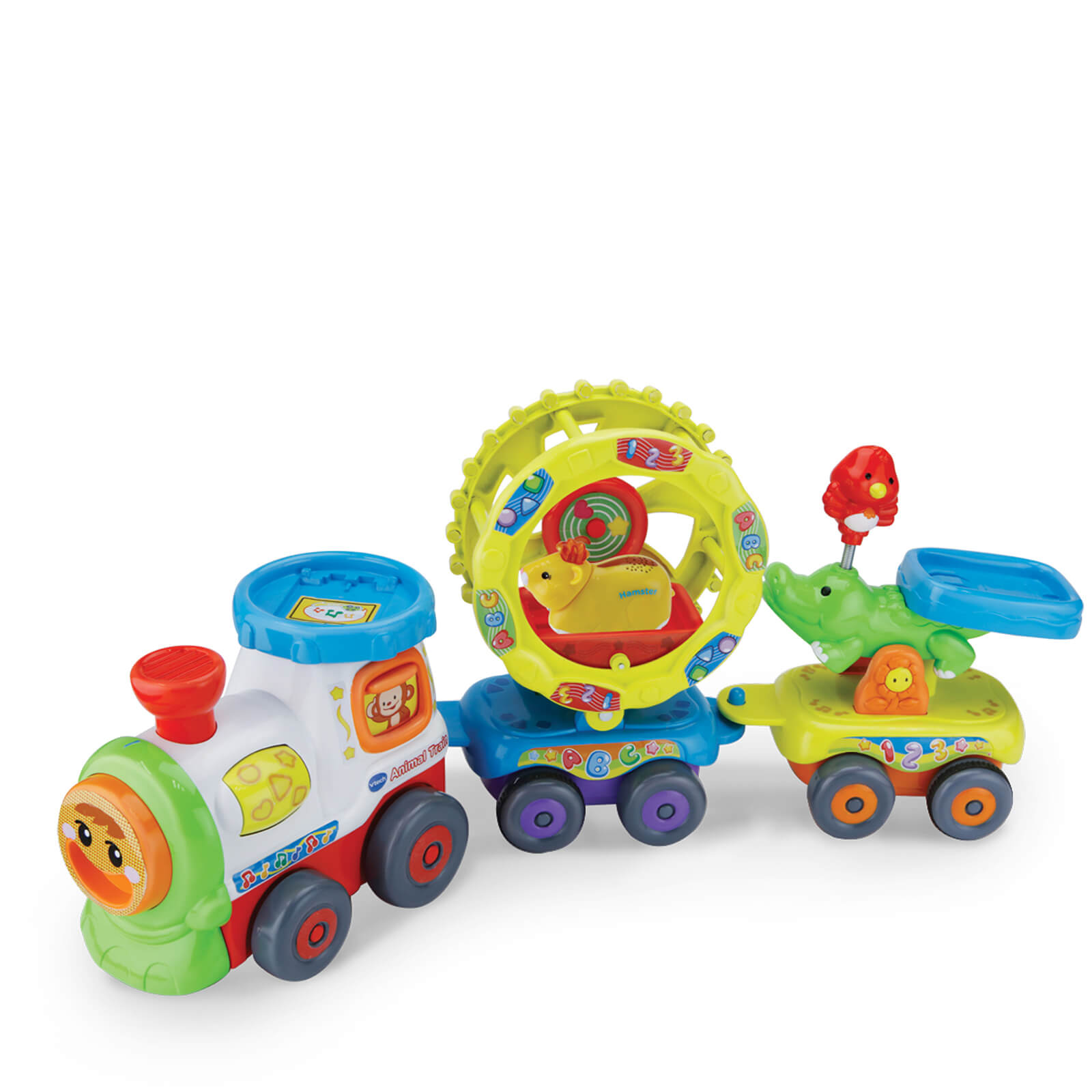 Train Fantastico Rigolo - Tut Tut Animo - Vtech
