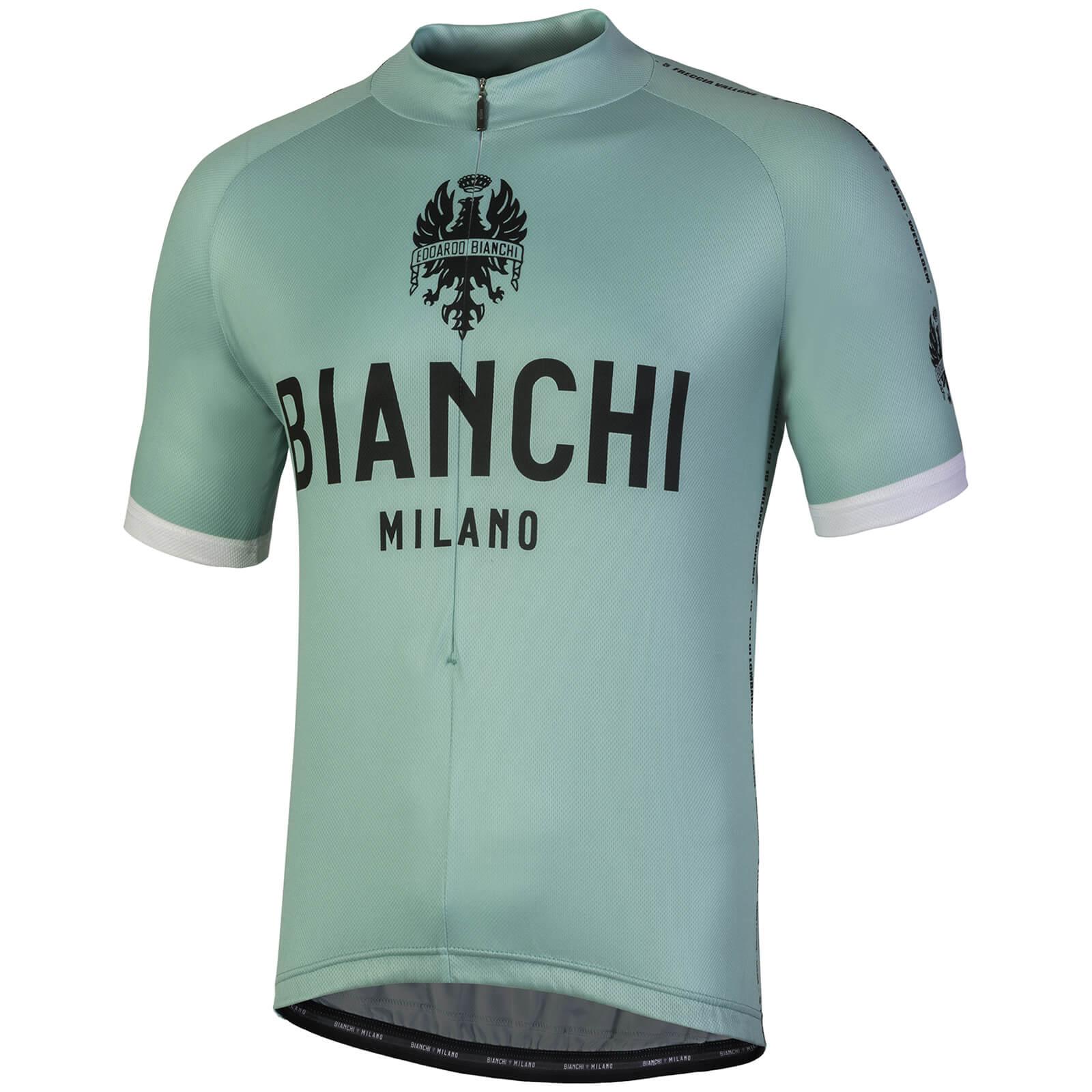 288fae9fe Bianchi Pride Short Sleeve Jersey - Celeste