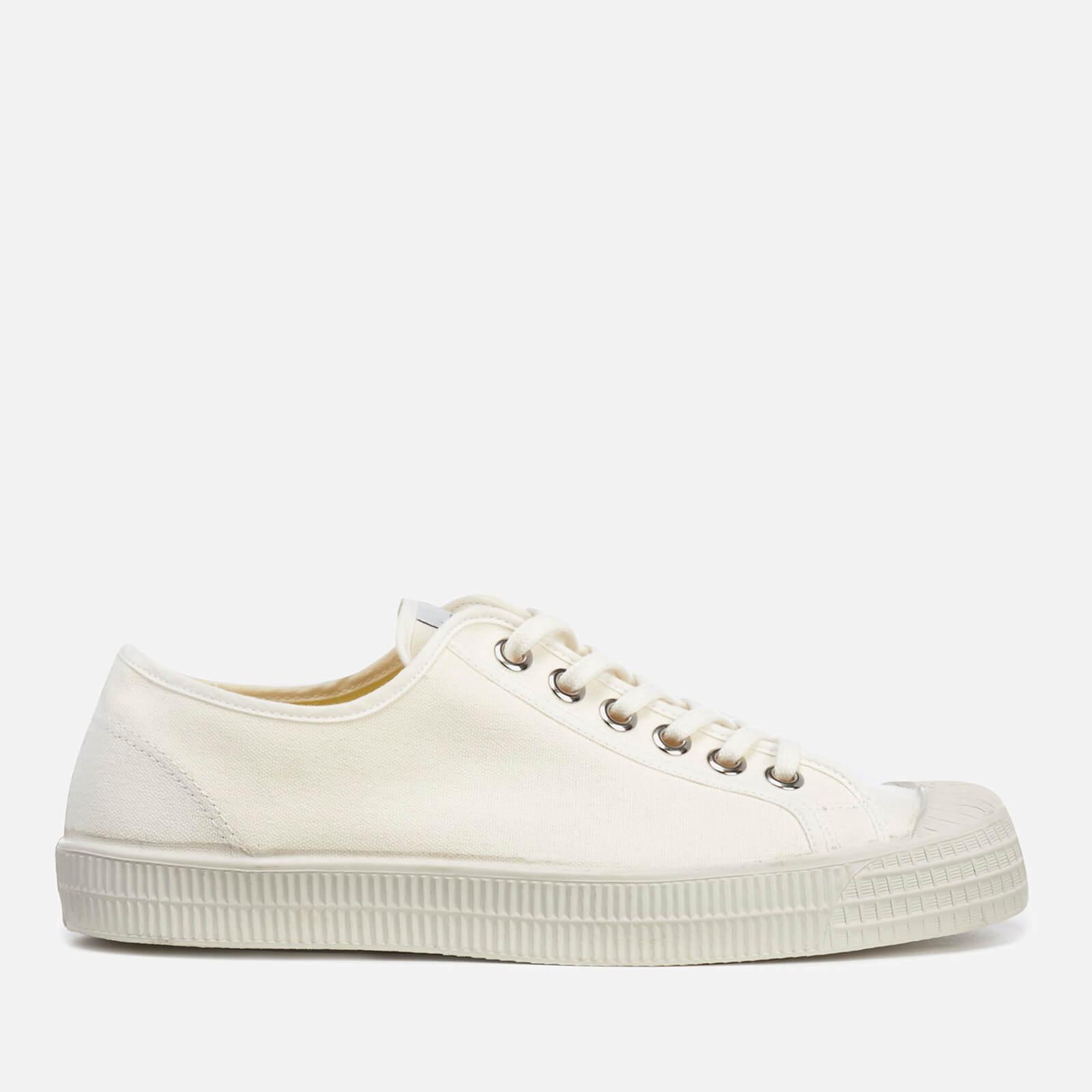 8c7ac6cbe94e7f Novesta Star Master Classic Trainers - White Mens Footwear