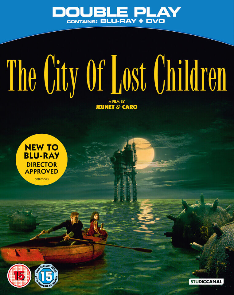 City of Lost Children - Duel Format (Includes DVD)