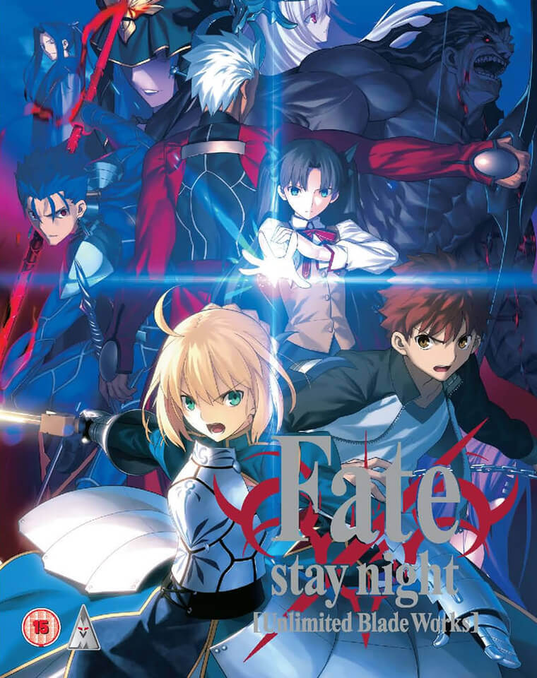 Fate Stay Night Unlimited Bladeworks - Part 1 (Collector