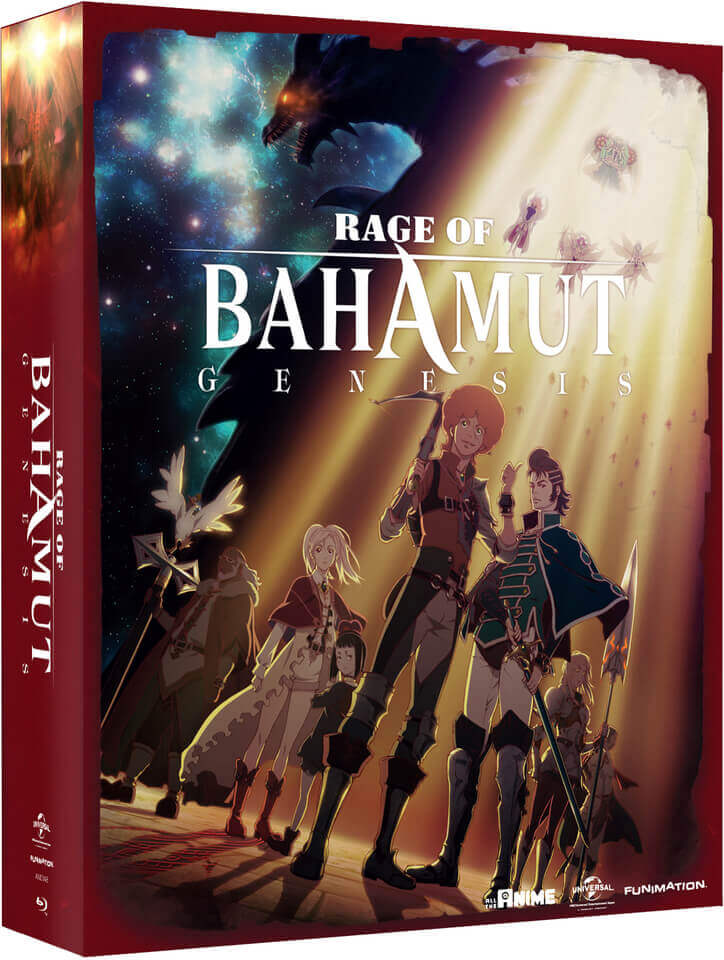 Rage of Bahamut - Collector