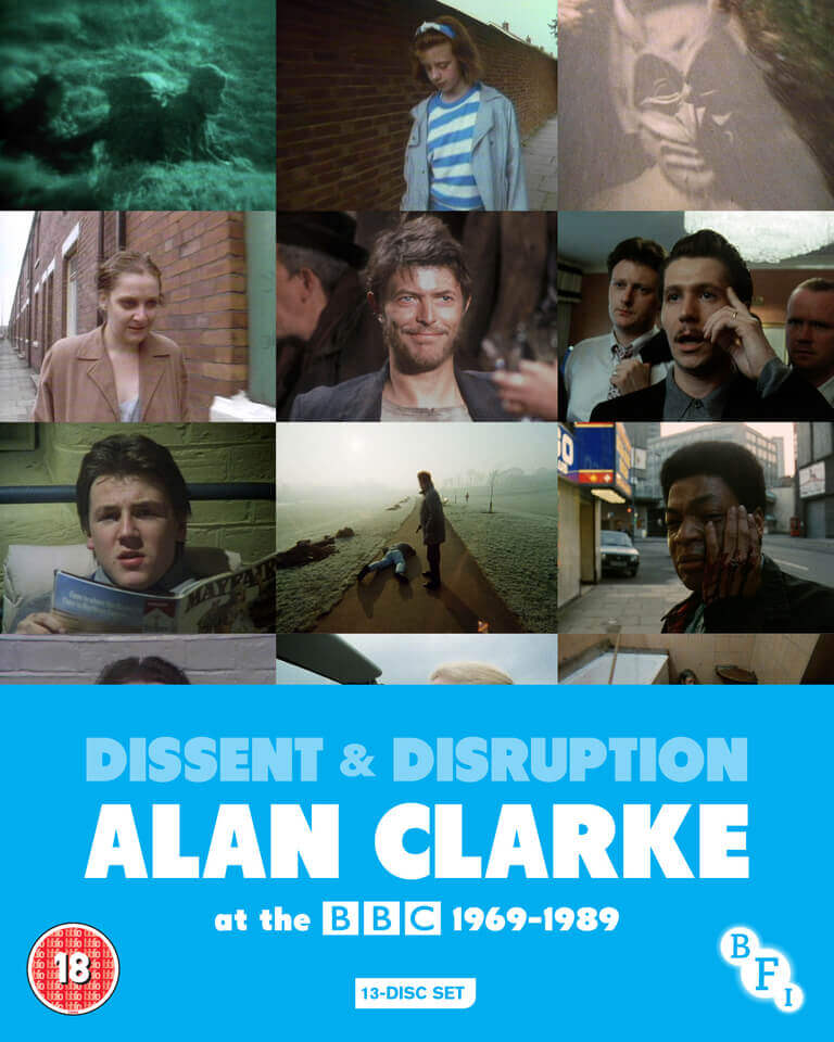 Dissent & Disruption: Alan Clarke at the BBC - Limited Edition Box Set