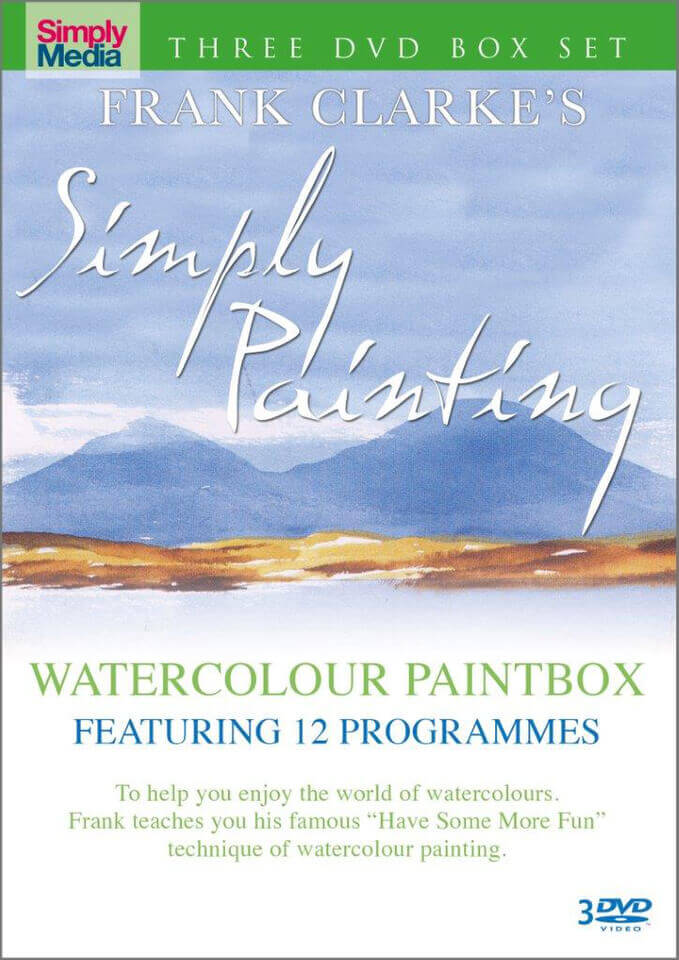 Simply Painting: Watercolours
