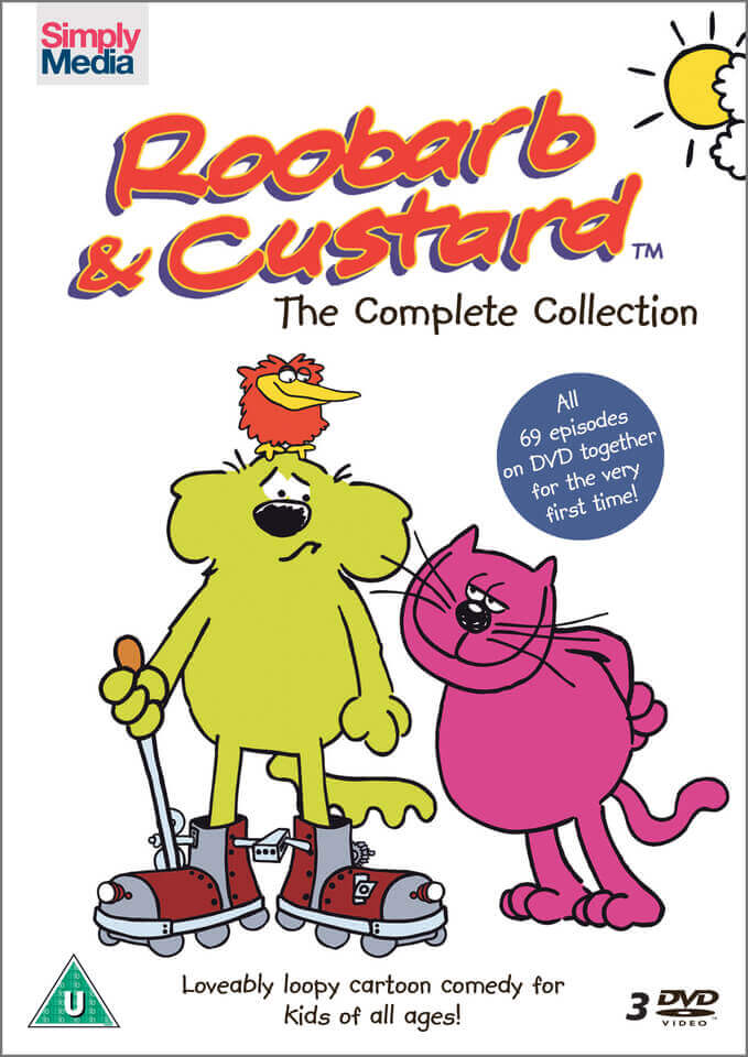 Roobarb and Custard - The Complete Collection