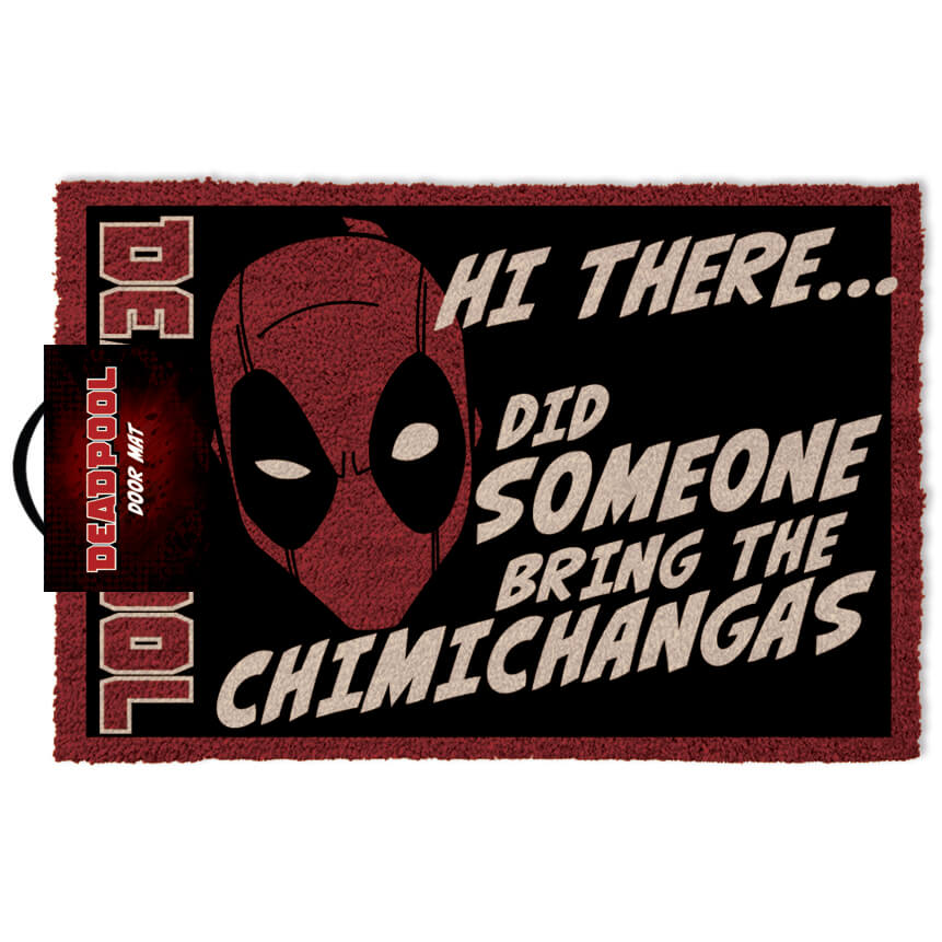 Marvel Deadpool Doormat