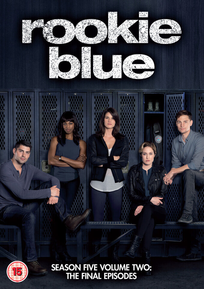 Rookie Blue - Season 5 Volume 2: The Final Episodes