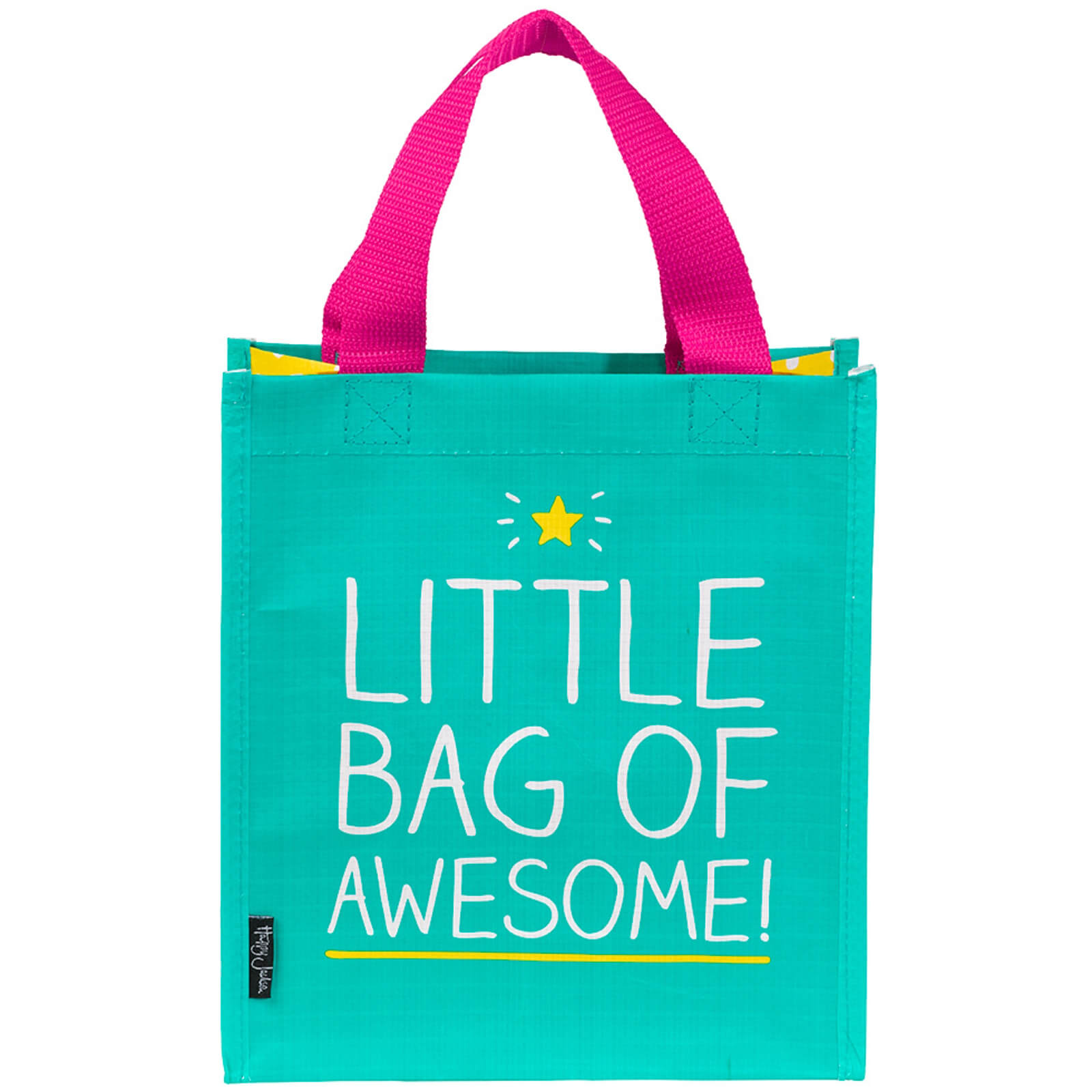 Happy Jackson Little Bag of Awesome Handy Tote Bag