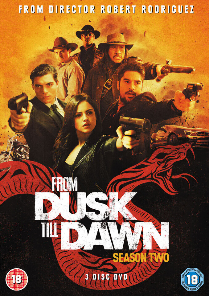 From Dusk Till Dawn: Complete Season 2