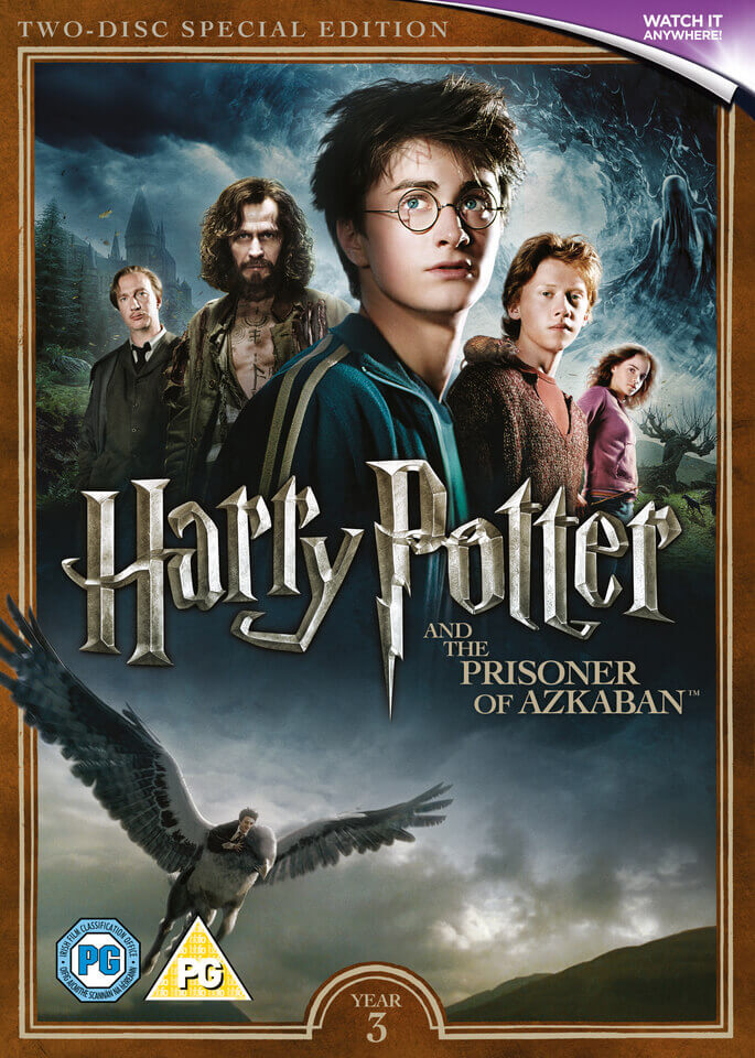 Harry Potter And The Prisoner Of Azkaban 2016 Edition