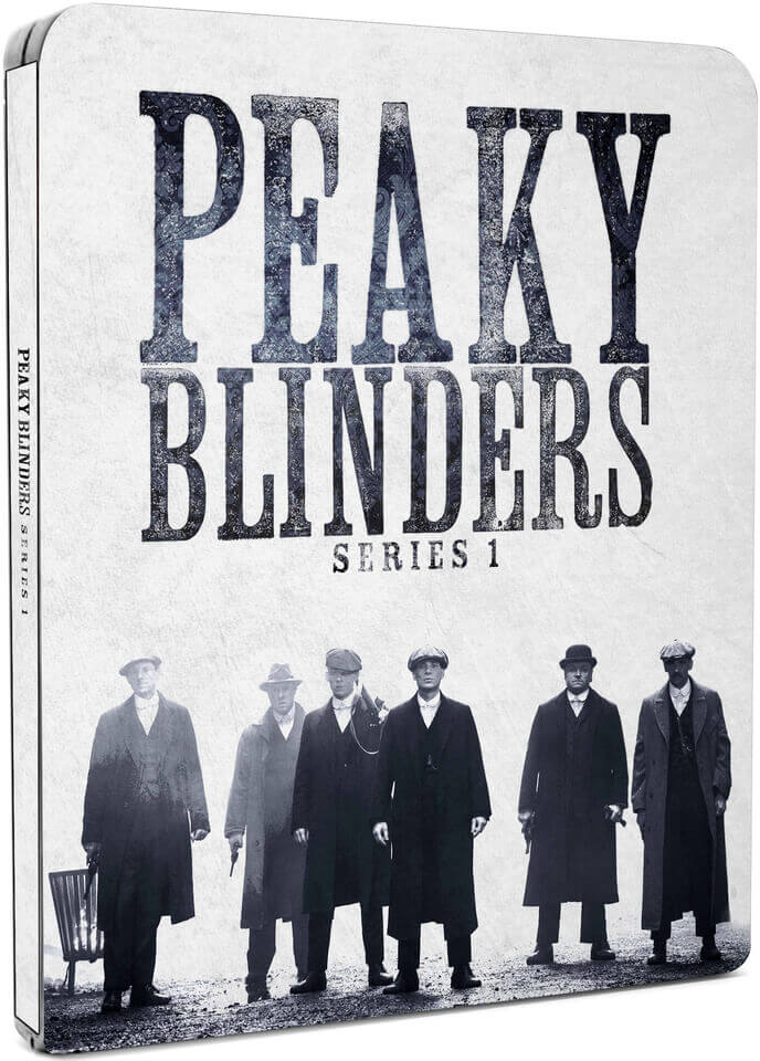 Peaky Blinders: Series 1 - Zavvi Exclusive Limited Edition Steelbook (Limited to 2000) (UK EDITION)
