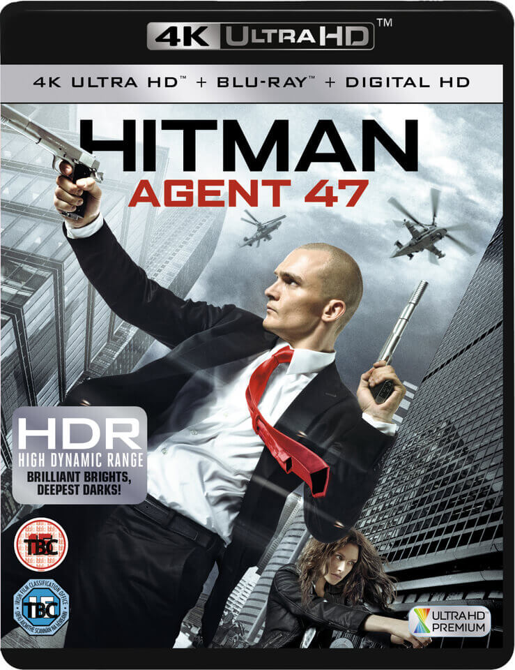 Hitman: Agent 47 - 4K Ultra HD