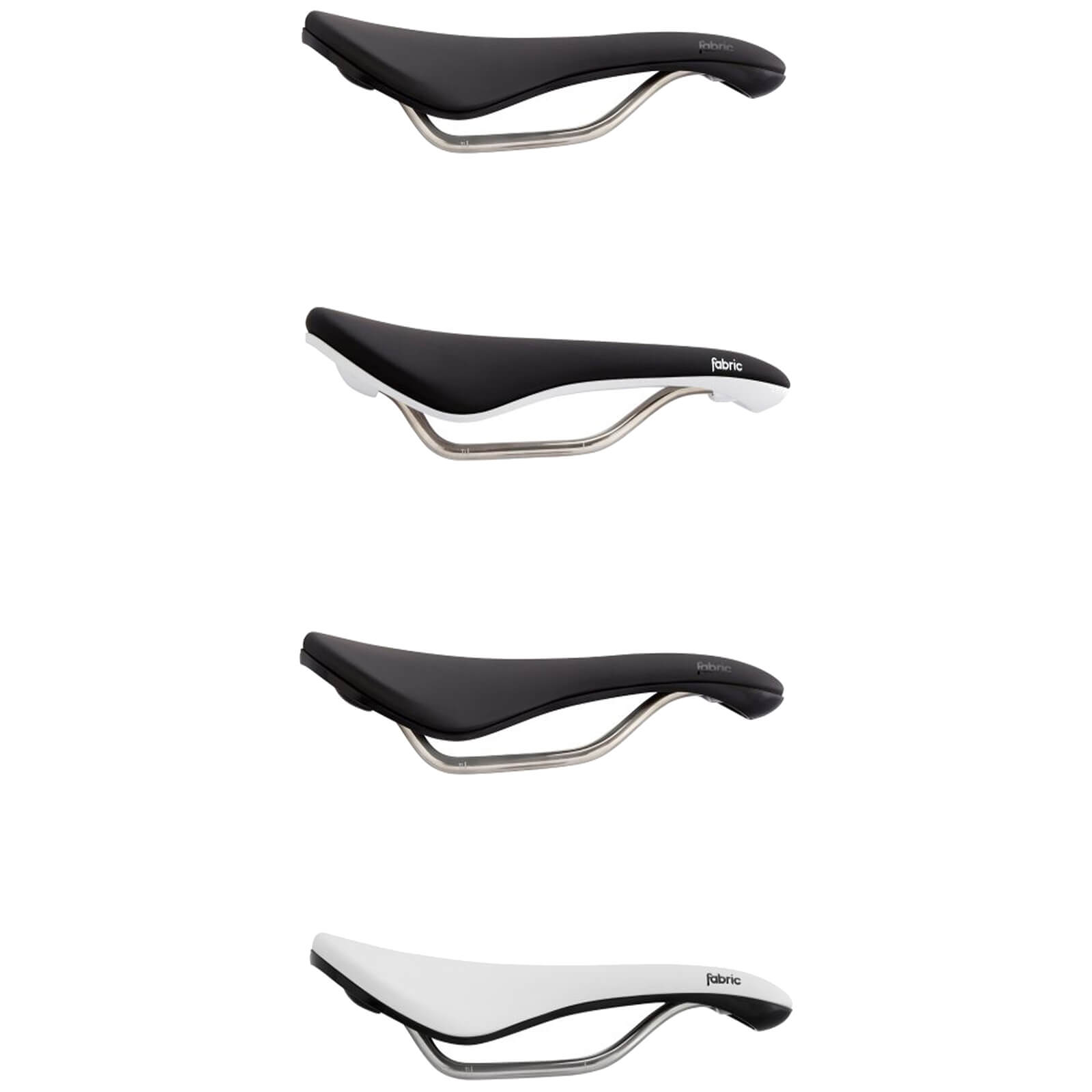 Fabric Line Shallow Race Saddle