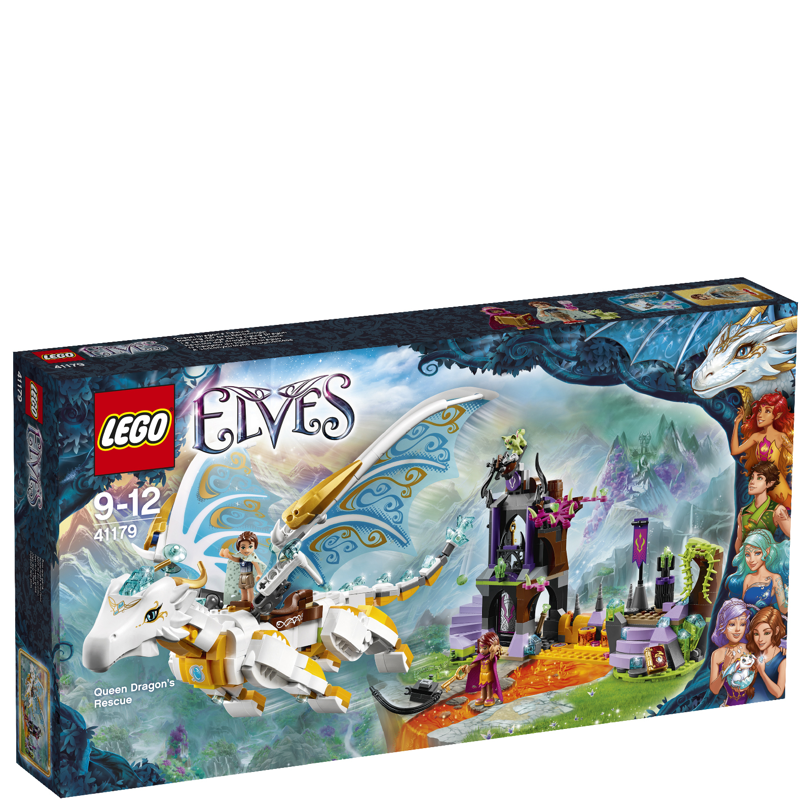 LEGO Elves: Queen Dragon