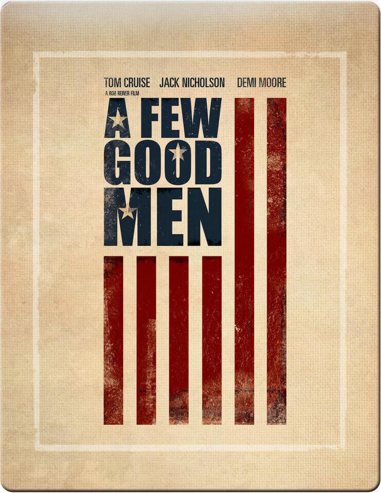 A Few Good Men - Zavvi Exclusive Steelbook (UK EDITION)