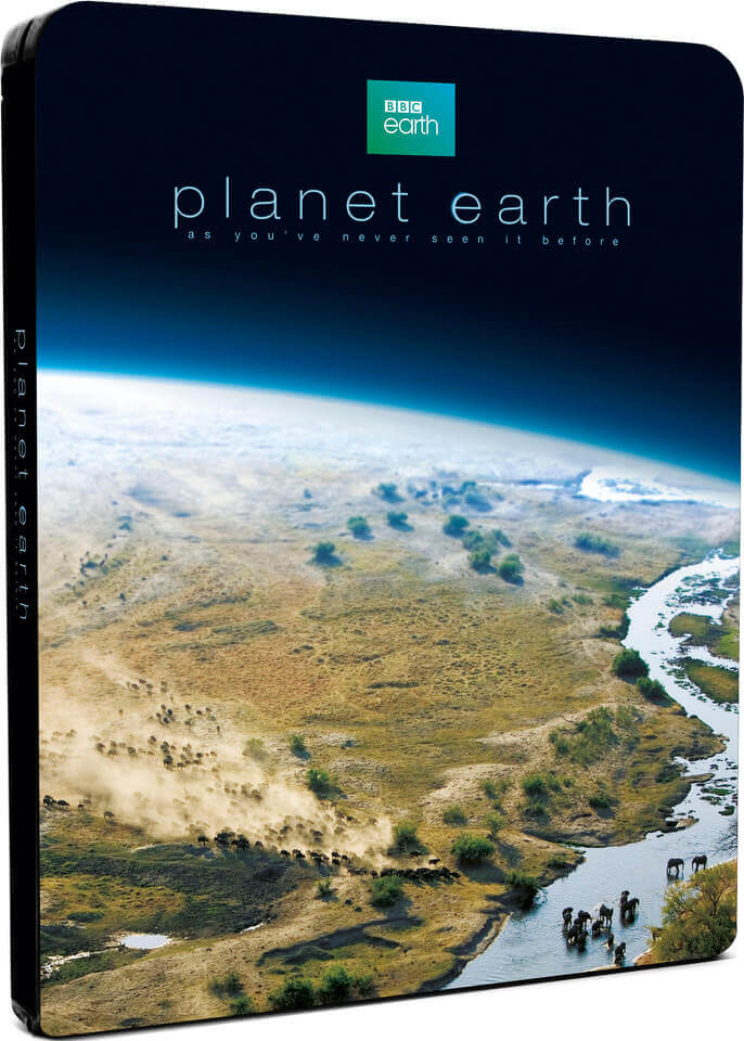 Planet Earth Exlusive Limited Edition Steelbook Limited