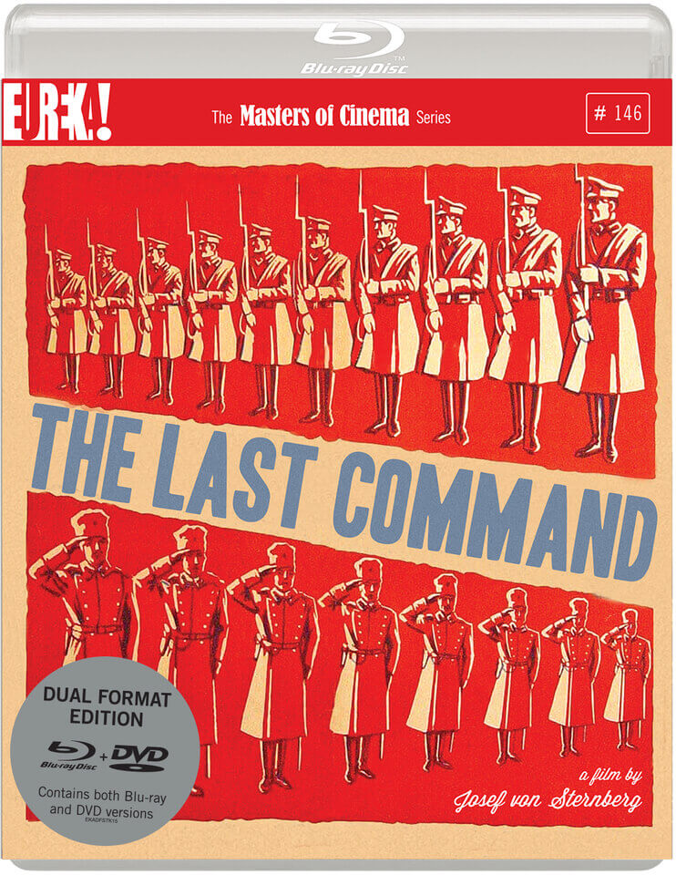 The Last Command - Dual Format (Includes DVD)