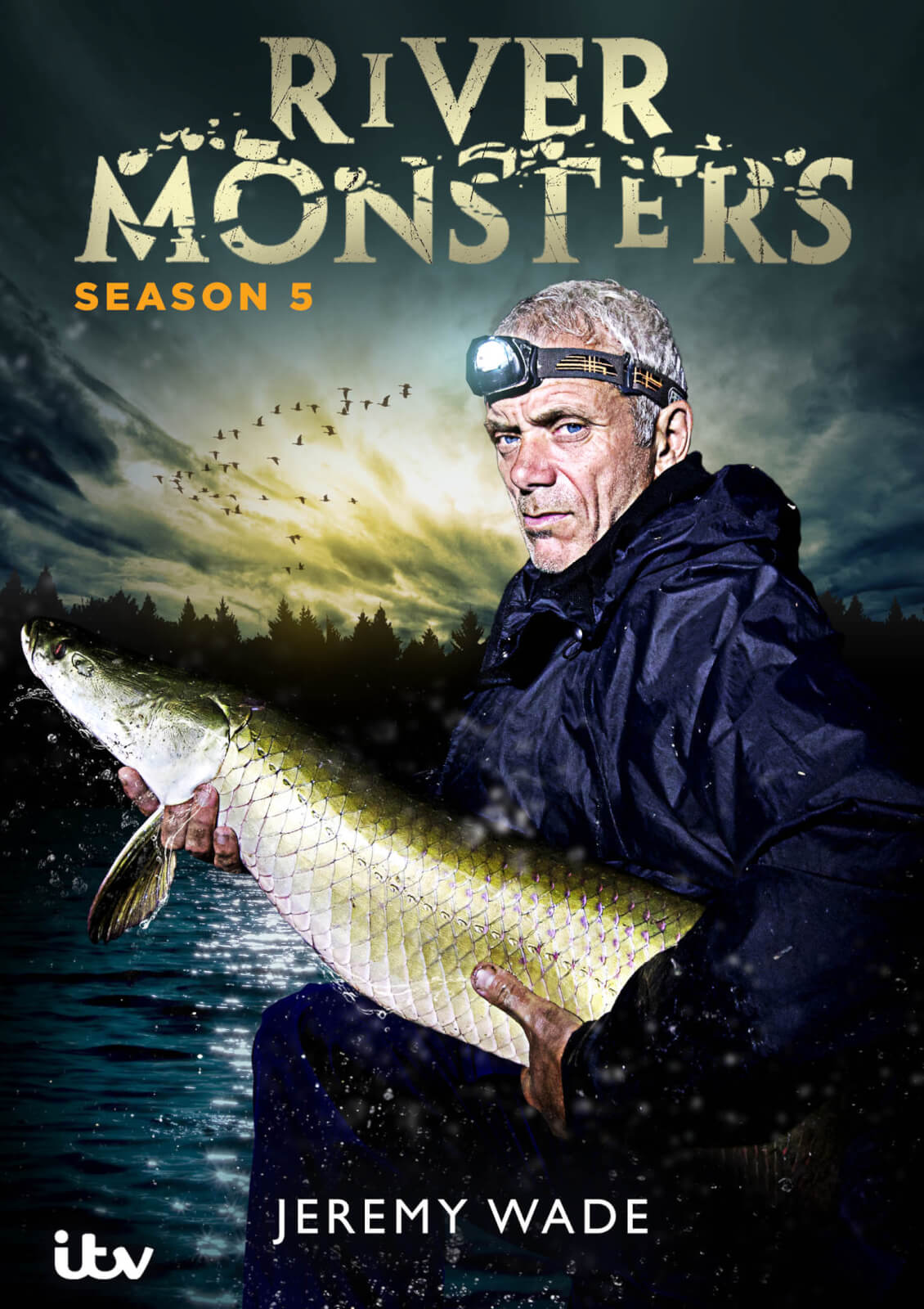 River Monsters - Series 5