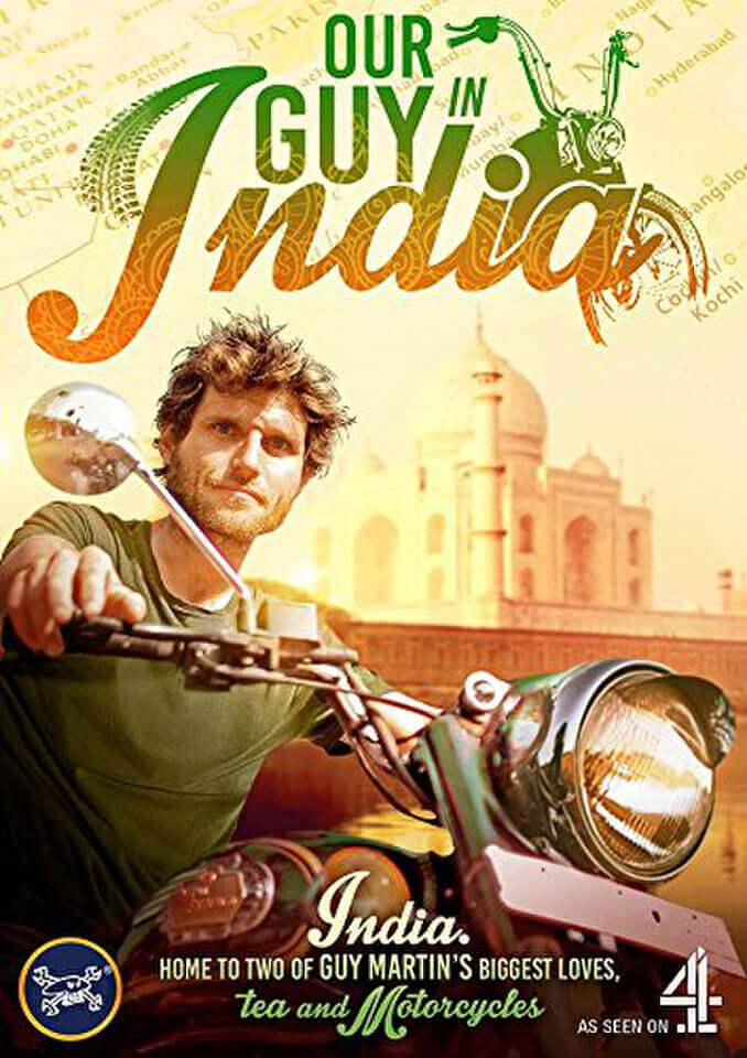 Guy Martin - Our Guy In India