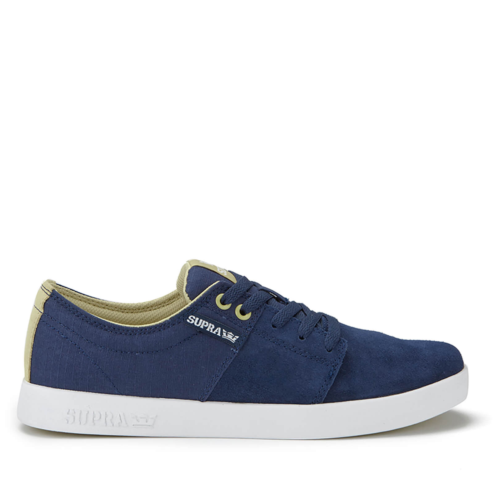 Baskets Homme Supra Stacks II - Bleu Marine