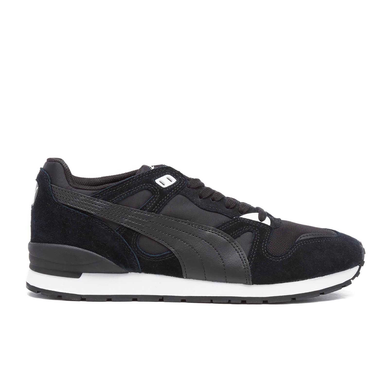 c6962b95420e Puma Men s Duplex Classic Trainers - Puma Black - Free UK Delivery over £50